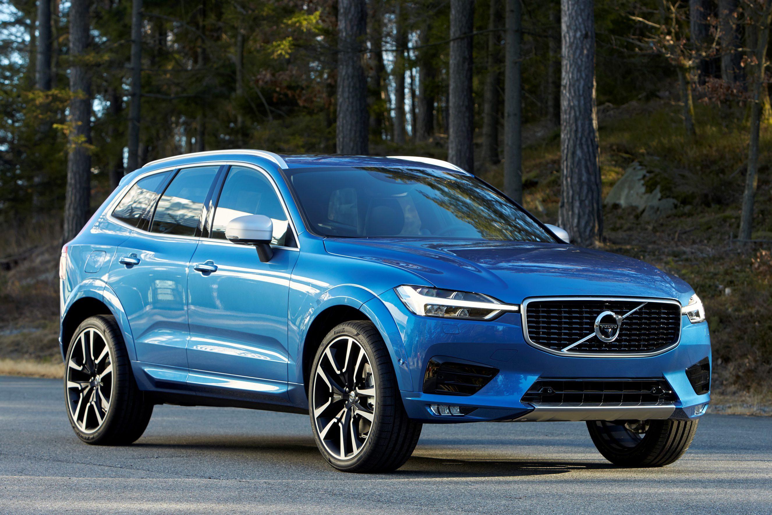 Каждая отдельная новая Volvo будет электрифицирована после 2019 года