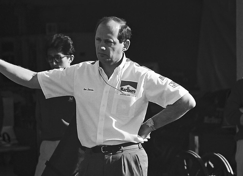Рон Деннис заканчивает 37-летние отношения с McLaren