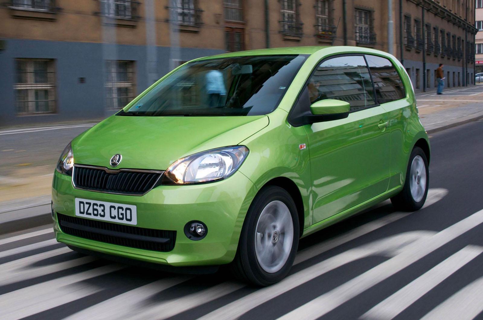 Самый безопасный первый автомобиль показал: Skoda Citigo превосходит Volkswagen Up