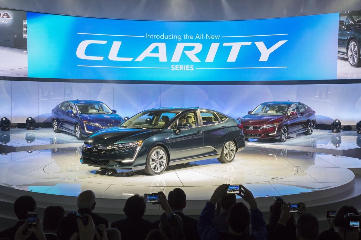 Honda заряжает свою электрическую игру с совместной моторной компанией