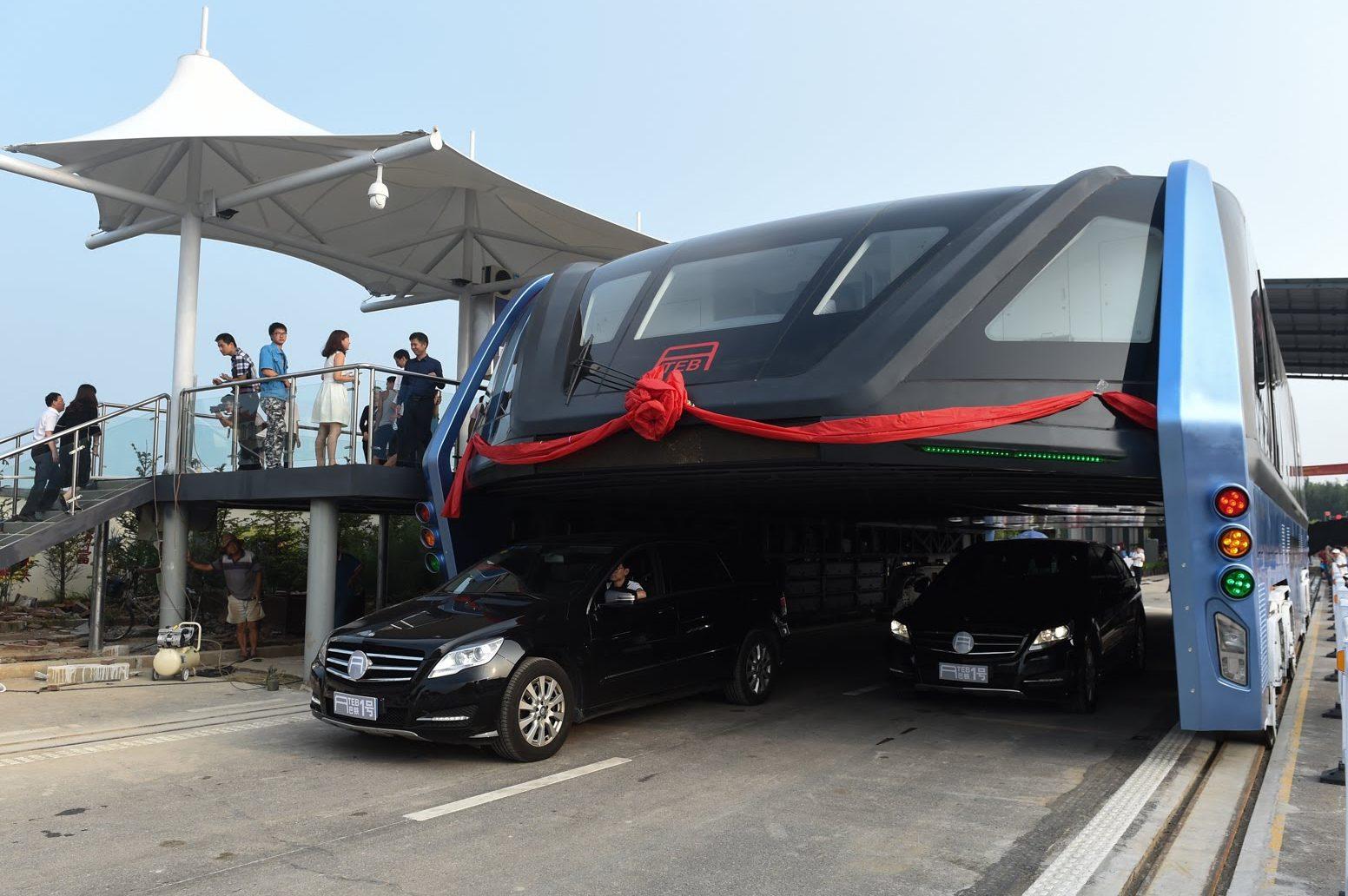 Концепция идиотического поднятого автобуса в Китае превратилась в мошенничество