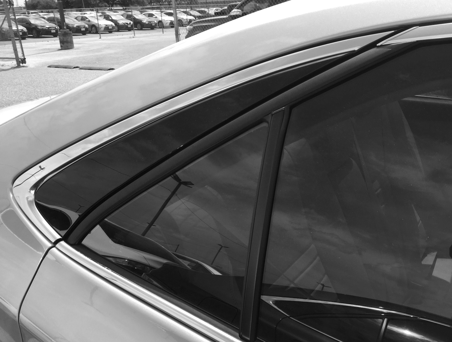 Vellum Venom: 2017 Toyota Camry XLE