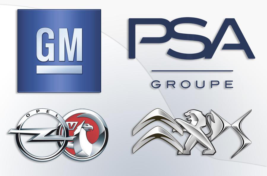Приобретение PSA Opel и Vauxhall идет от властей