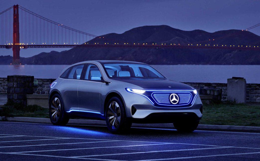 Daimler, BAIC инвестирует 735 миллионов долларов в производство китайского EV Довольно многое из необходимости