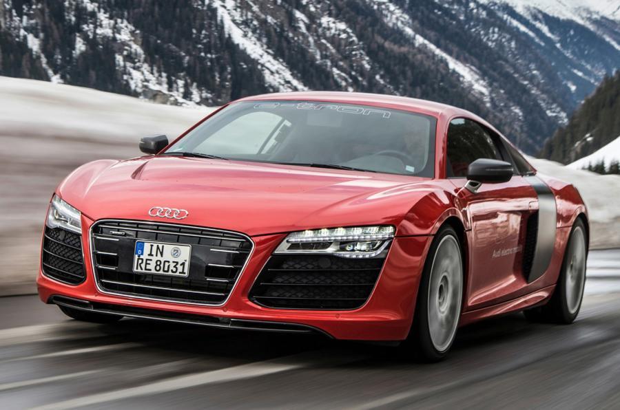 Новый полноэлектрический суперкарт Audi выглядит вероятным