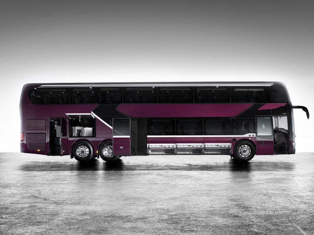 Премьера — новый Setra S 531 DT двухъярусный автобус