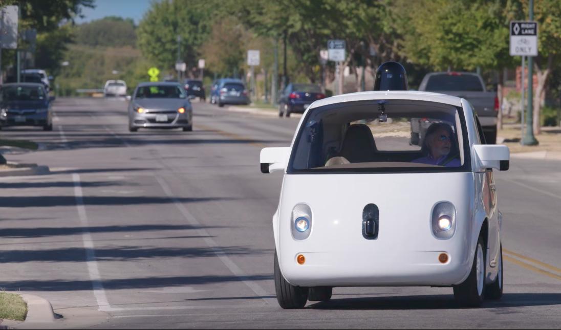 Не так неожиданное воздействие: Waymo Patents — более мягкая машина для защиты пешеходов
