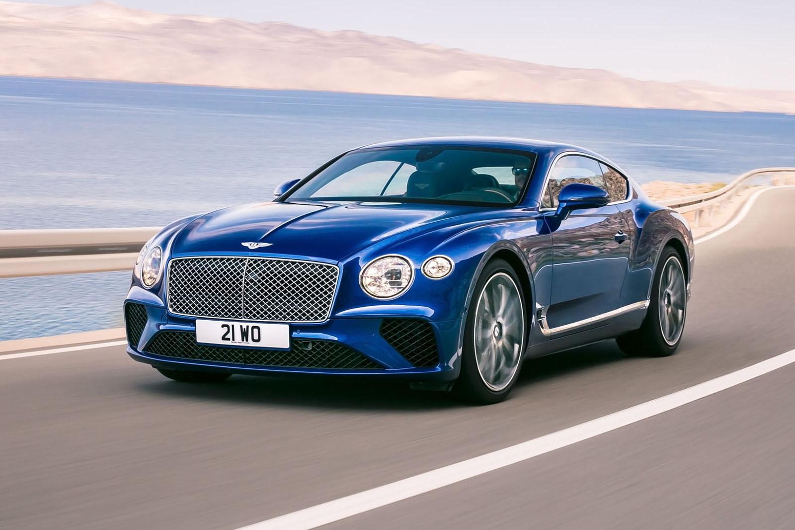 Insight: Bentley меняет свои приоритеты