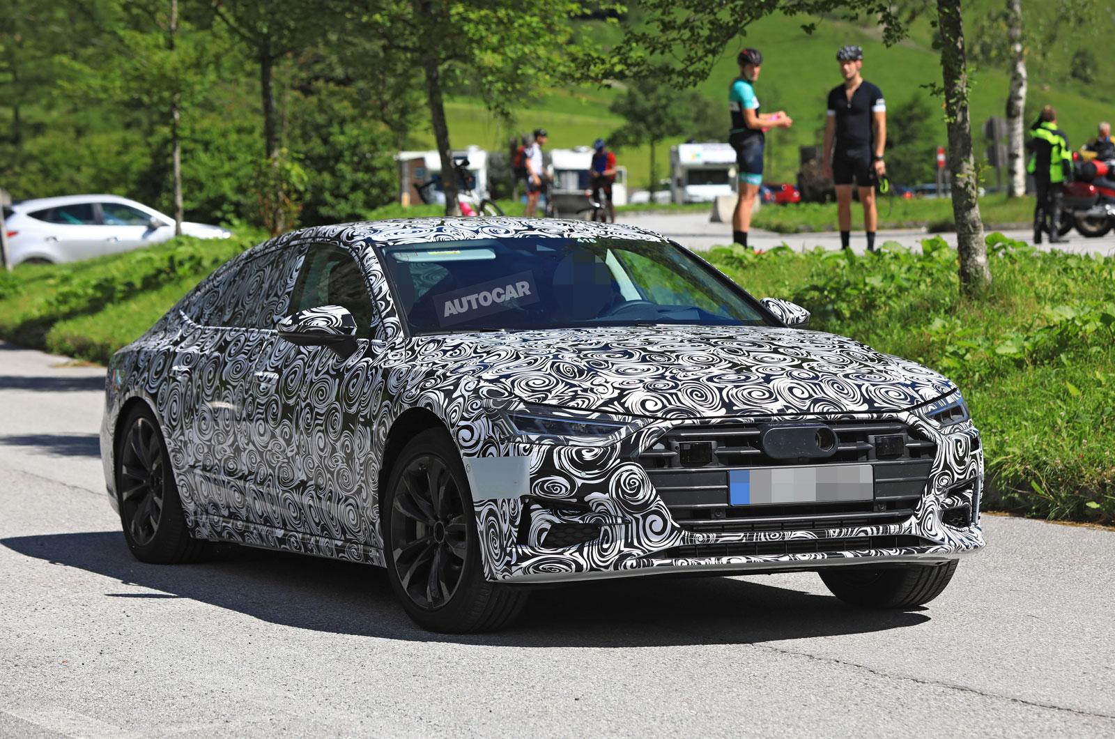 2017 Audi A7 Sportback провела сравнительное тестирование против соперников
