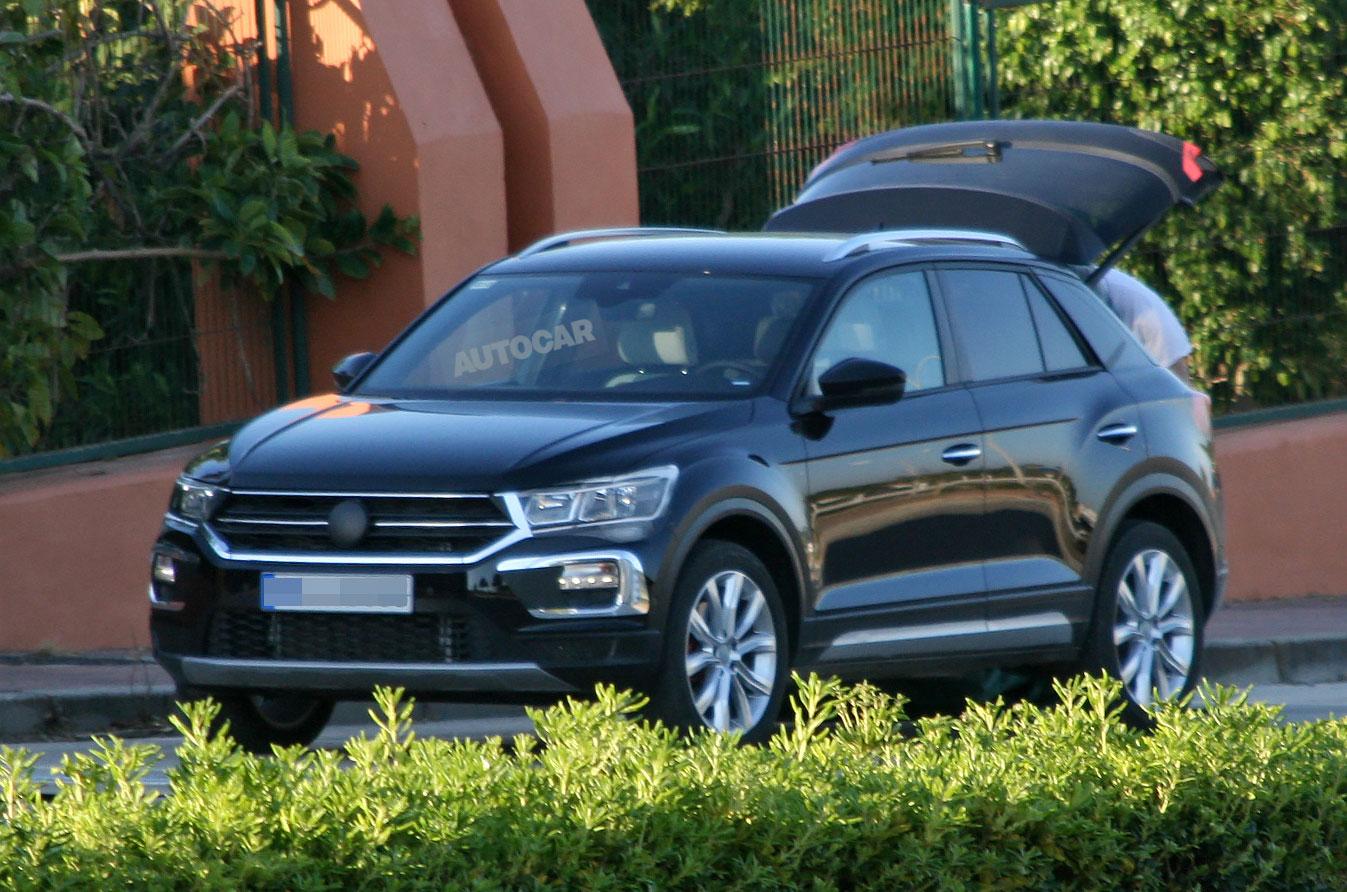 Volkswagen T-Roc: первое официальное видео показывает подробности соперника Qashqai