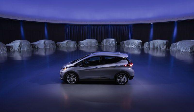 GM добавит более 20 новых электрических автомобилей для топливных элементов к линейке к 2023 году