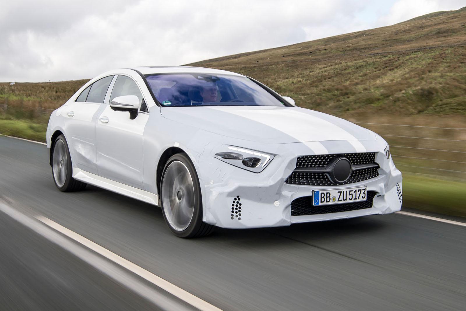 Mercedes-Benz CLS 2018 — первая поездка в серийный автомобиль