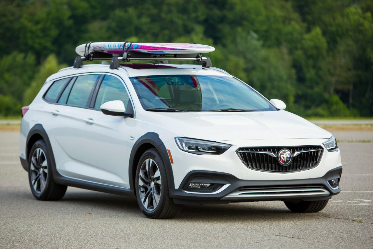 Buick готовится стать самой зеленой маркой GM — если общественность хочет этого