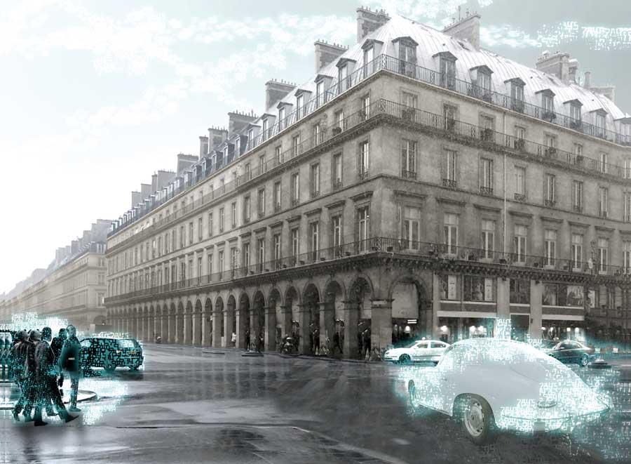 Париж: да в автономное будущее, но Сена будет ждать