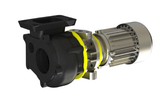 Инновационная технология гибридных генераторов выиграла премию Autocar-Courland Next Generation