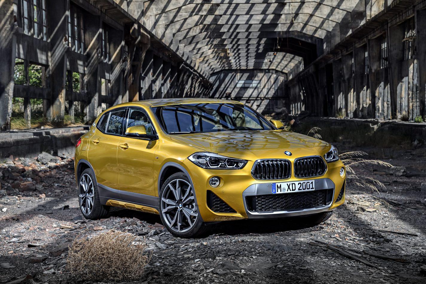 Будут ли легкие грузовики поворачиваться вокруг раздвижных продаж BMW?