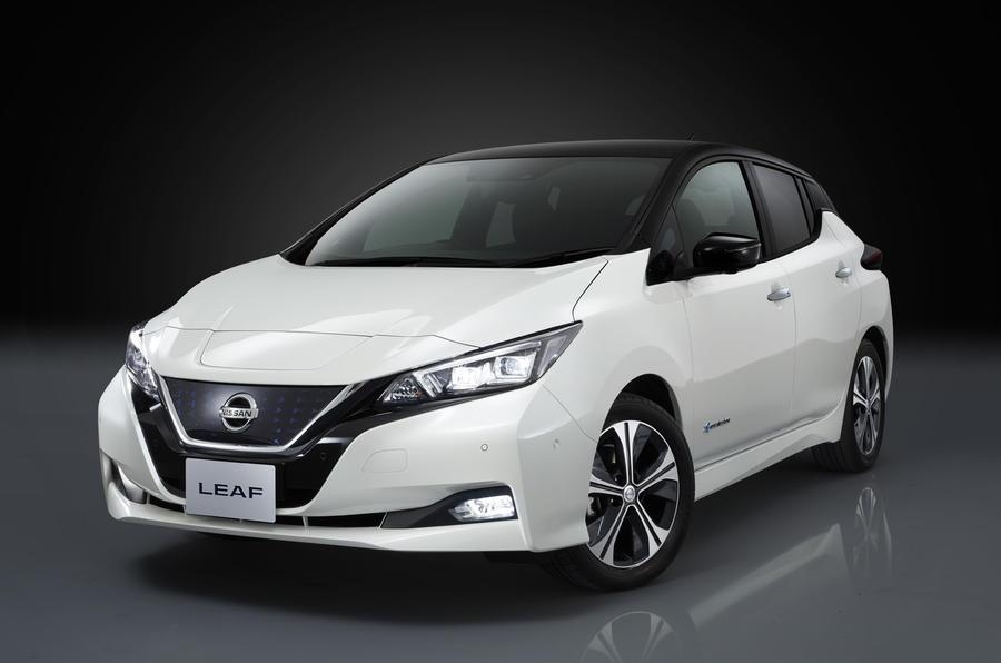 Nissan и британское правительство возглавили крупнейший в Великобритании проект «автомобиль-сеть»