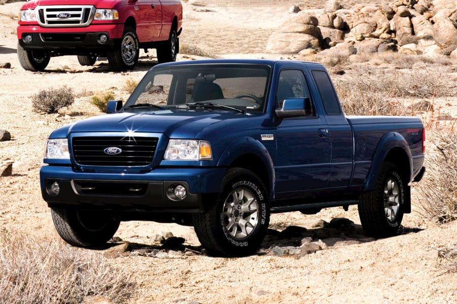 Опасность рейнджера: Ford «Stop Driving» заказывает еще 33 000 грузовиков