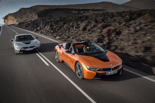 Я думаю, что i8 Can: будет ли Refresh и Extra Range дать BMW Fading Eco Supercar Boost?