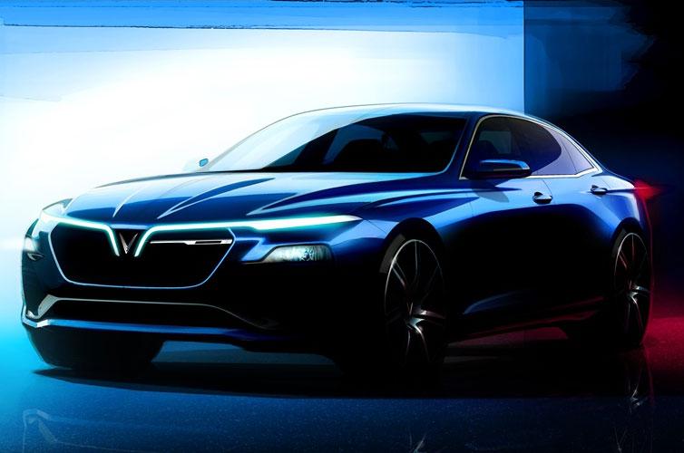 Новый Pininfarina SUV и дизайн салона станут первыми вьетнамскими автомобилями