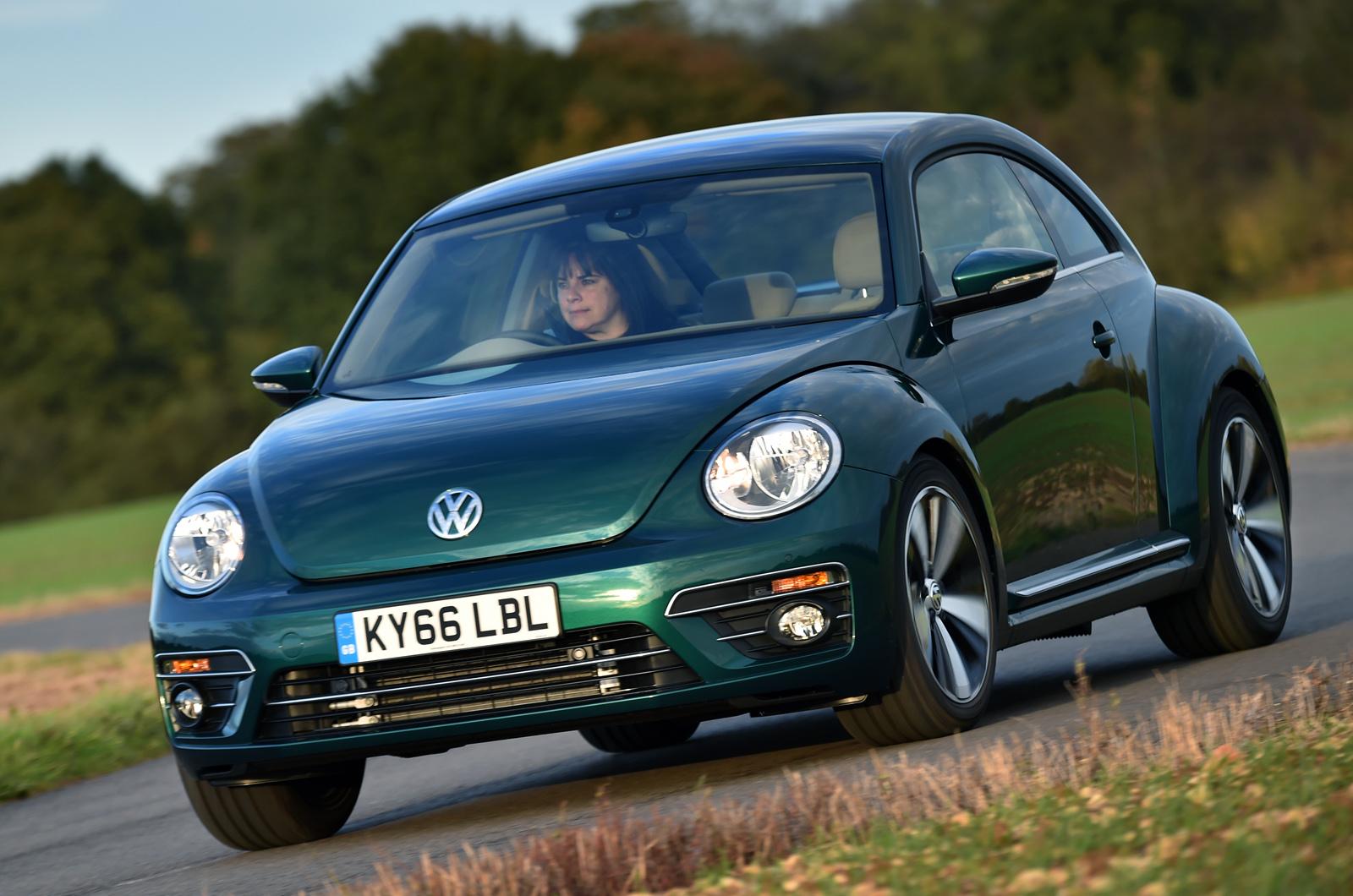 Volkswagen подтверждает, что Beetle не будет заменен