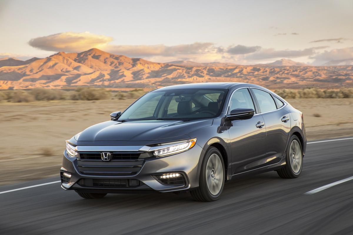 Прототип No More: 2019 Honda Insight готовится уйти обратно в гибридный Fray
