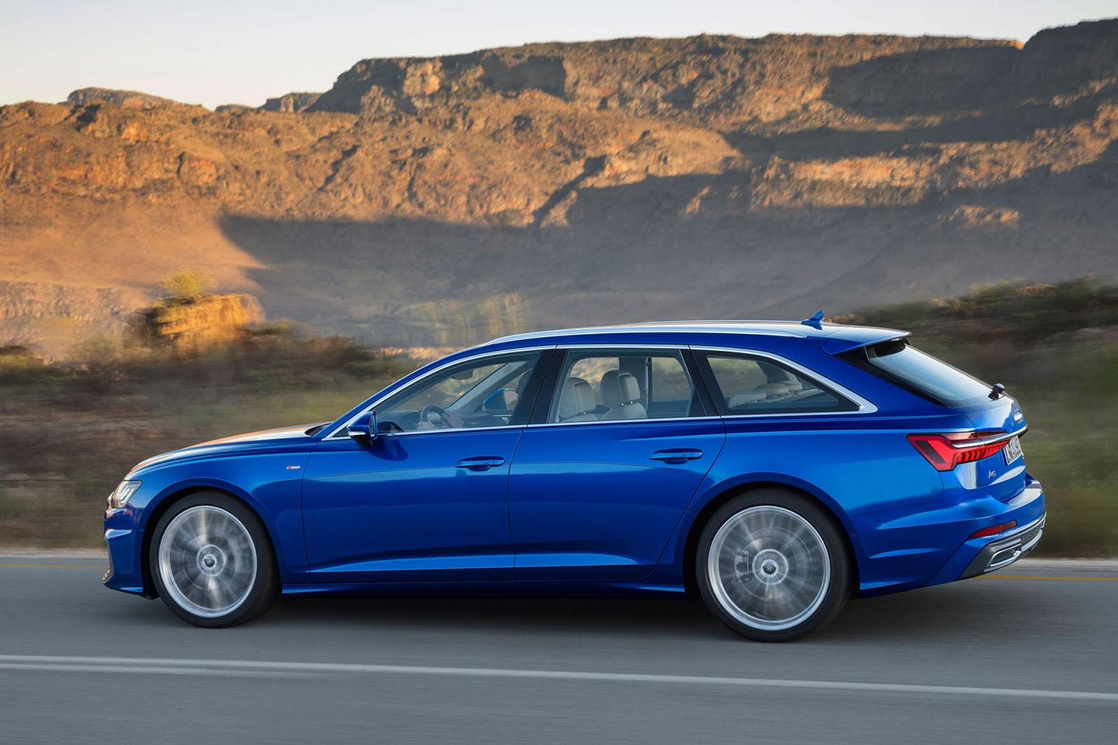 Audi A6 Avant дизайнер Хельмут Юнг на «более выразительной» новой машине