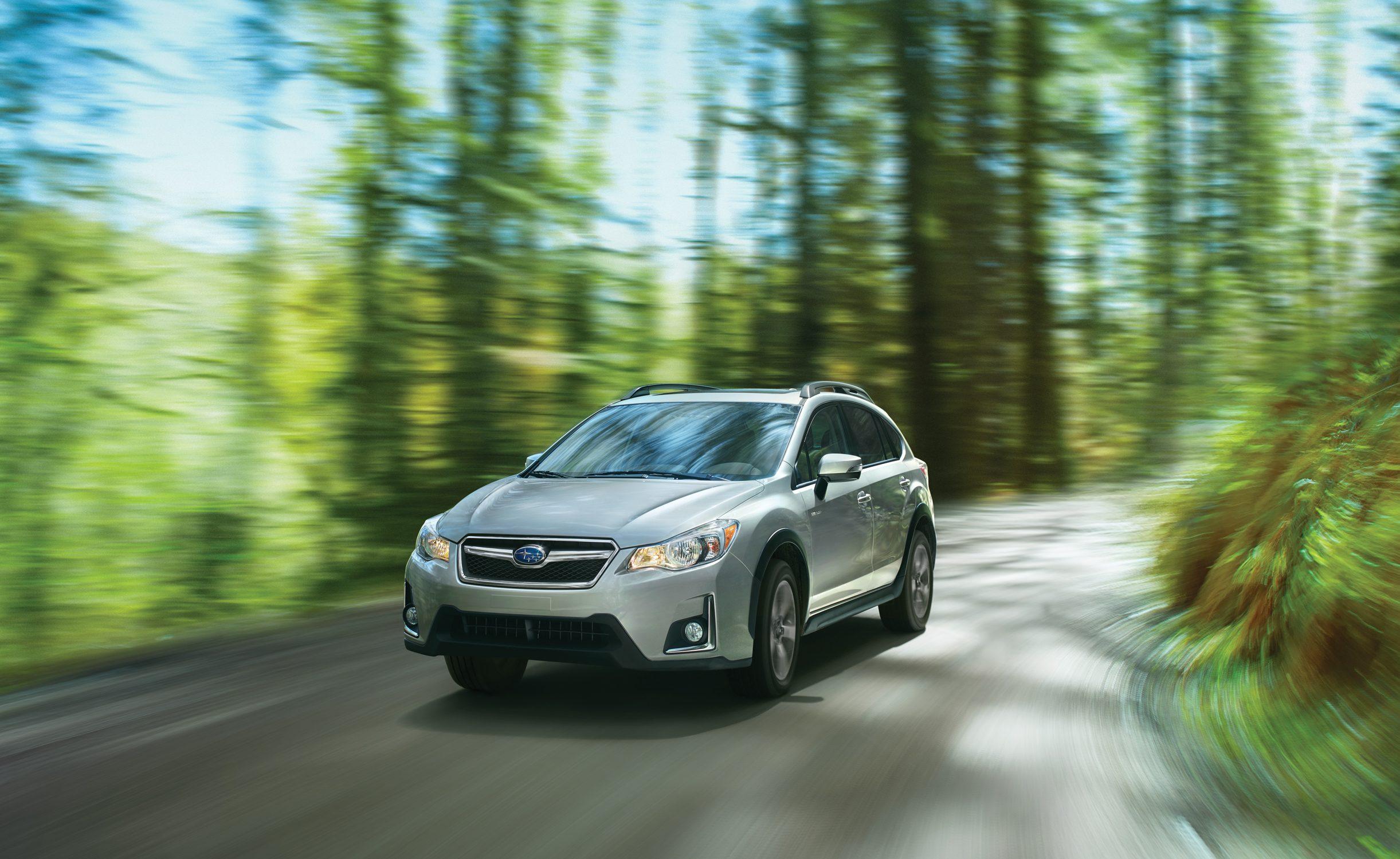 Гибрид Subaru Crosstrek выходит из могилы в следующем году