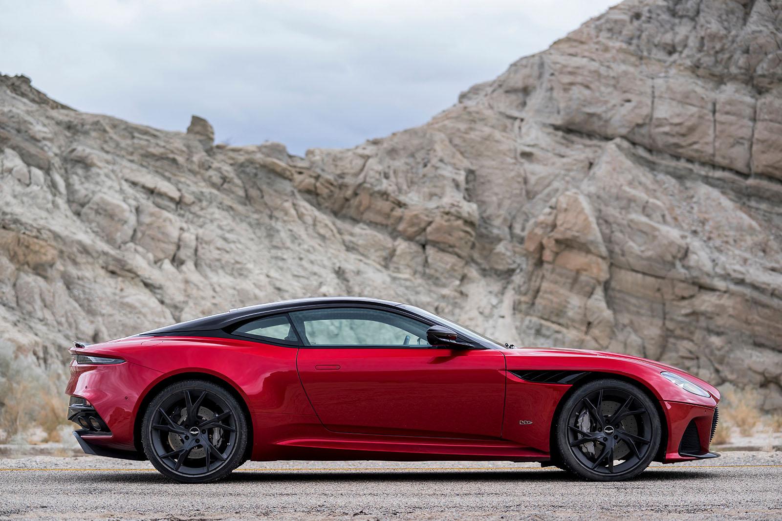 Руководитель Aston Martin по поводу того, почему DBS Superleggera по-прежнему является надлежащим GT