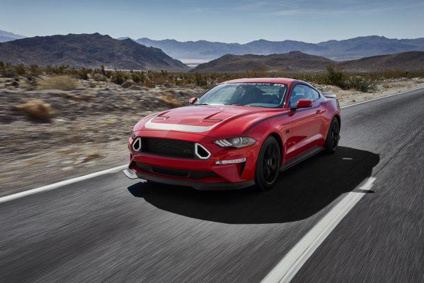 Форд производительность, РТР автомобилей представит ограниченный выпуск 1 серии Мустанг